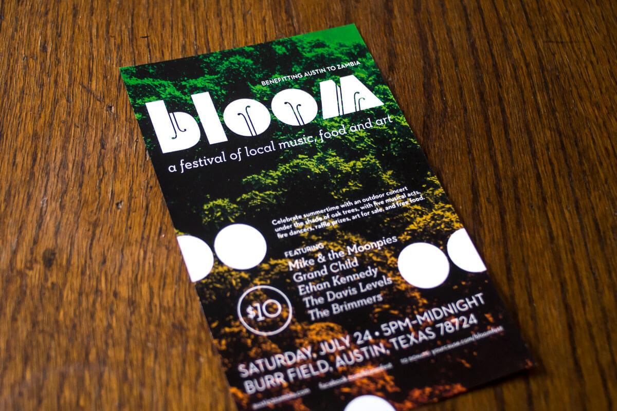 studio-malagon-bloom-festival-flyer-table